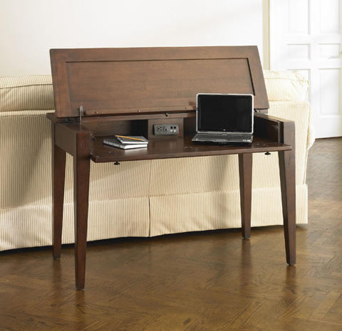 Broyhill Furniture - Cascade Library Console Table - 4940-009