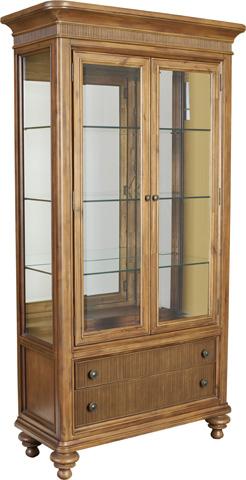 Broyhill Furniture - Cascade Curio China - 4940-560