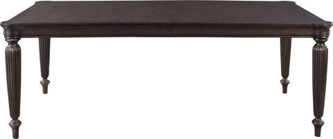 Broyhill Furniture - Jessa Rectangle Leg Table - 4980-542