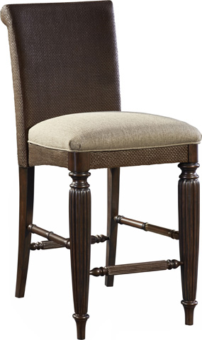 Broyhill Furniture - Jessa Woven Counter Stool - 4980-592