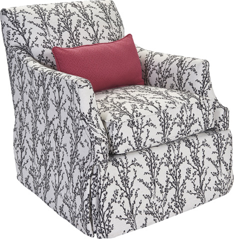 Broyhill Furniture - Yves Swivel Chair - 9054-8