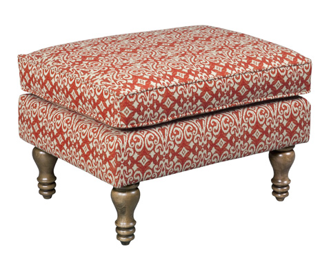 Broyhill Furniture - Fiona Ottoman - 9077-5