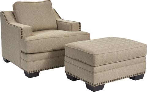 Broyhill Furniture - Estes Park Ottoman - 4263-5