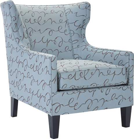 Broyhill Furniture - Able Wing Chair - 9033-0