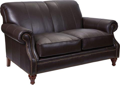 Broyhill Furniture - Windsor Leather Loveseat - L4250-1