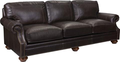 Broyhill Furniture - Heuer Leather Sofa - L4260-3