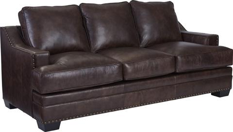 Broyhill Furniture - Estes Park Leather Sofa - L4263-3