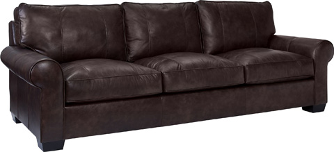 Broyhill Furniture - Isadore Leather Sofa - L4272-3