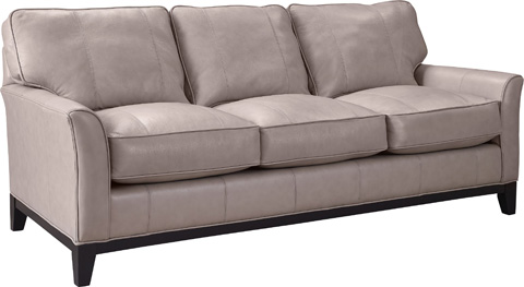Broyhill Furniture - Perspectives Leather Sofa - L4445-3