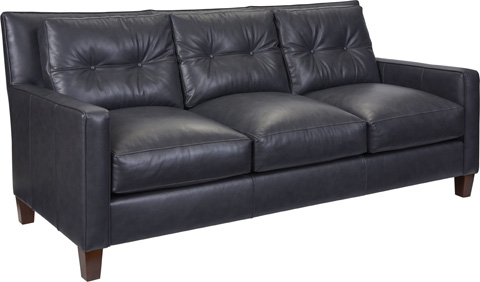 Broyhill Furniture - Jevin Leather Sofa - L6018-3