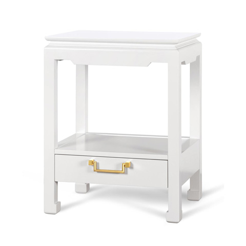 Image of Julian One Drawer Side Table