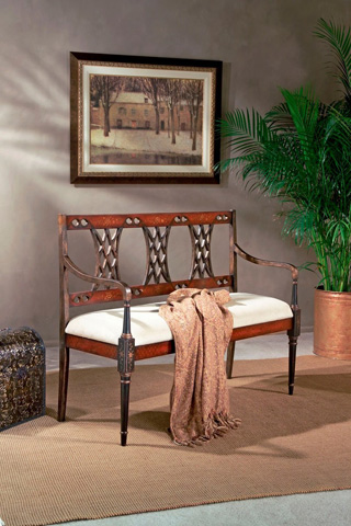 Butler Specialty Co. - Artists' Original Upholstered Seat Bench - 0965083