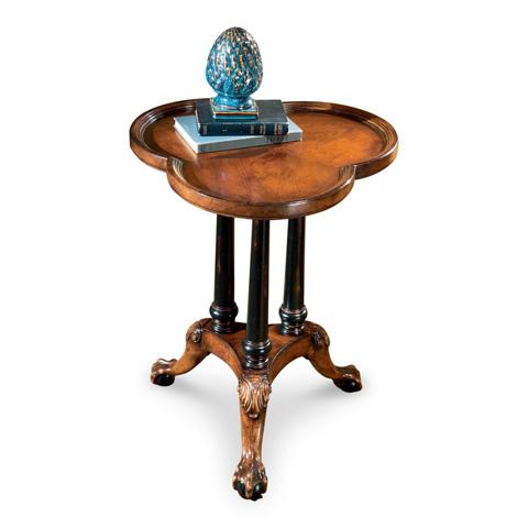 Butler Specialty Co. - Clover Leaf Pedestal Table - 0357090