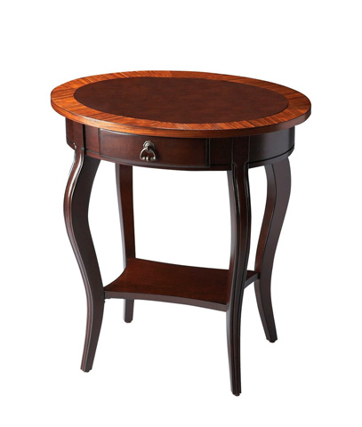 Butler Specialty Co. - Oval Accent Table - 0532211
