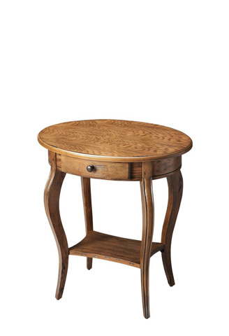Butler Specialty Co. - Oval Accent Table - 0532245