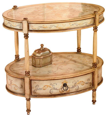 Butler Specialty Co. - Oval Accent Table - 0822041