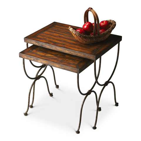 Butler Specialty Co. - Nesting Tables - 1278120