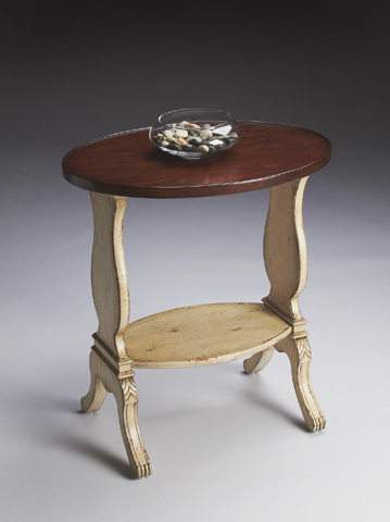Butler Specialty Co. - Oval Accent Table - 1336115