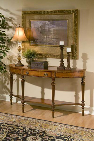 Butler Specialty Co. - Demilune Console - 1510090