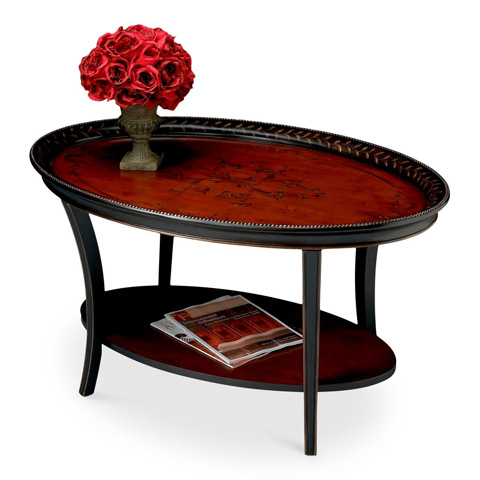 Butler Specialty Co. - Oval Cocktail Table - 1591186