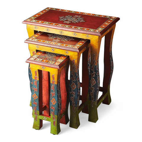Butler Specialty Co. - Nesting Tables - 1893290