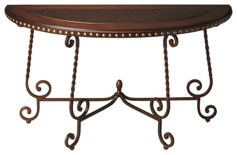 Butler Specialty Co. - Demilune Console Table - 2692025