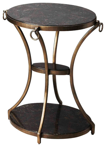 Butler Specialty Co. - Oval Accent Table - 2879025