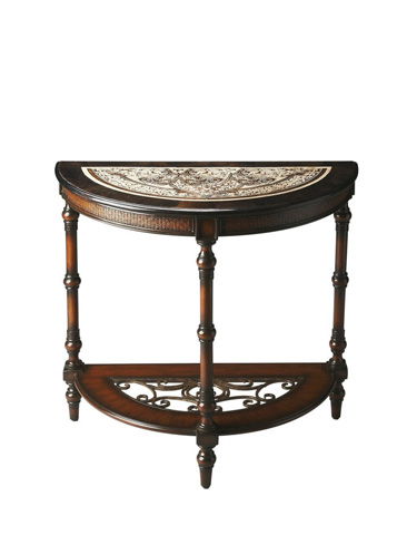 Butler Specialty Co. - Demilune Console Table - 2970025