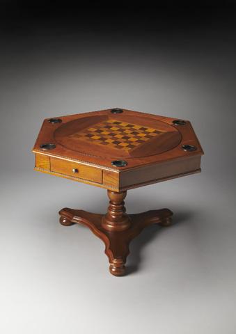 Butler Specialty Co. - Hexagonal Game Table - 3024101