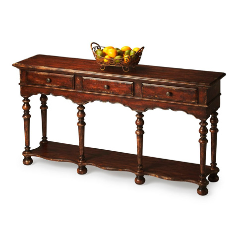 Butler Specialty Co. - Console Table - 3046228