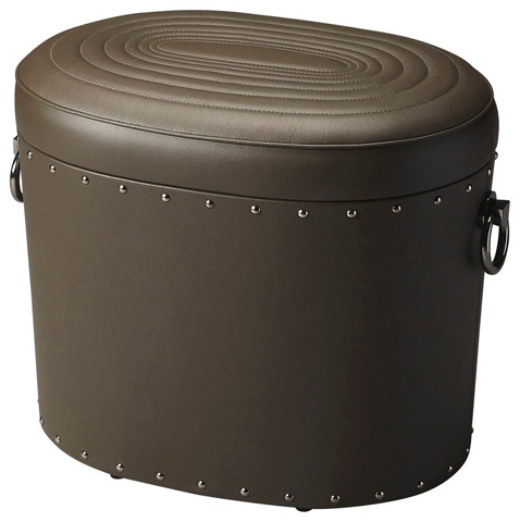 Butler Specialty Co. - Storage Ottoman - 3180034