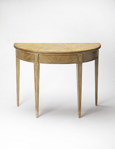 Butler Specialty Co. - Demilune Console Table - 1533247