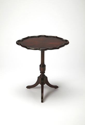 Butler Specialty Co. - Oval Pedestal Table - 3504024