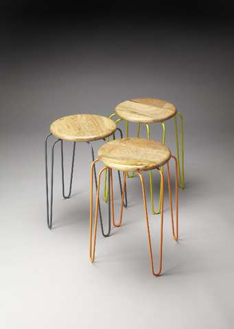 Butler Specialty Co. - Stackable Stool - 4270330