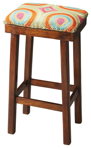 Butler Specialty Co. - Upholstered Barstool - 4294988