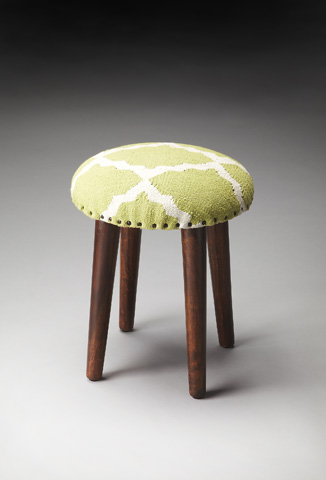 Butler Specialty Co. - Upholstered Stool - 4296980