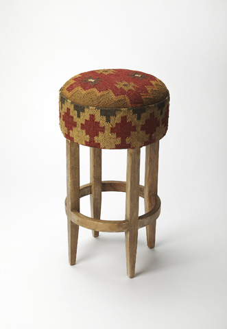 Butler Specialty Co. - Pouffe Barstool - 5163120