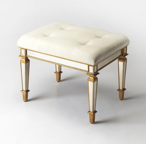 Image of Celeste Vanity Stool