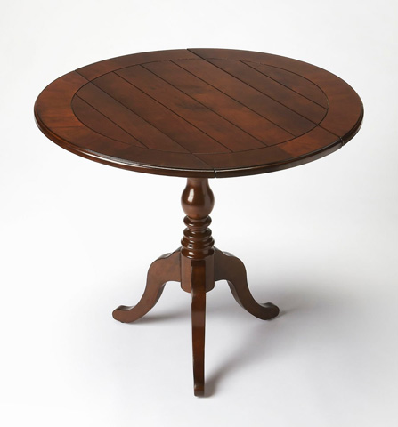 Image of Dunlay Drop Leaf Accent Table