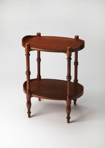 Image of Kirsten Oval Side Table