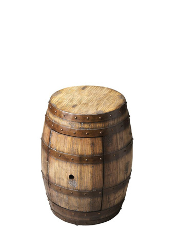 Image of Lovell Barrel Accent Table