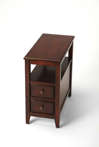 Image of Marcus Chairside Table