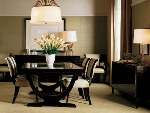 Baker Furniture - Dressmaker's Lamp - BBS20