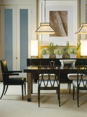 Baker Furniture - Mondetour Side Chair - 3744