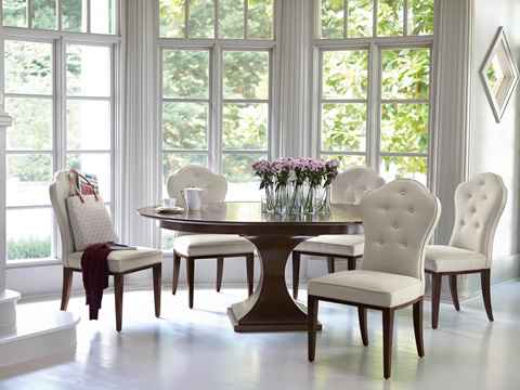 Bernhardt - Haven Round Dining Table - 346 TABLE