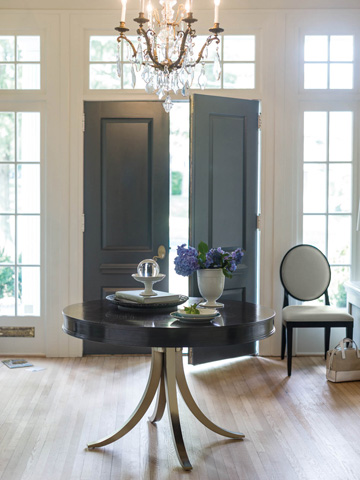 Bernhardt - Haven Upholstered Dining Side Chair - 346-561R