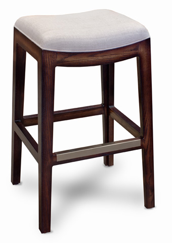 California House - Backless Stationary Stool - S100