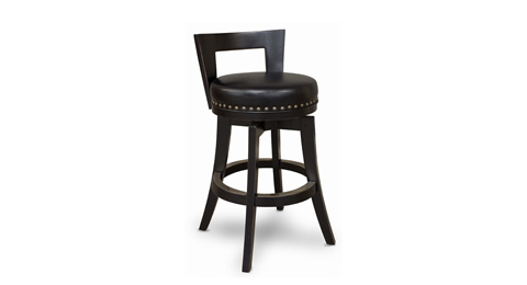 Image of Low Back Swivel Stool