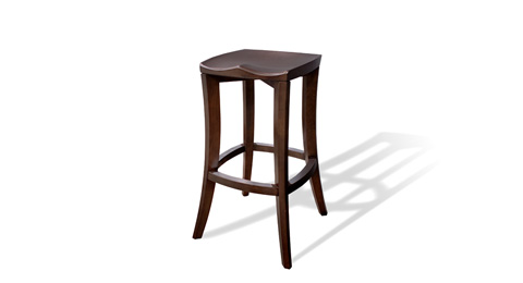 Image of Backless Stationary Stool