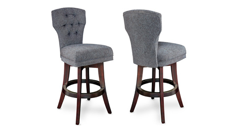Image of Comfort Flex Back Swivel Stool